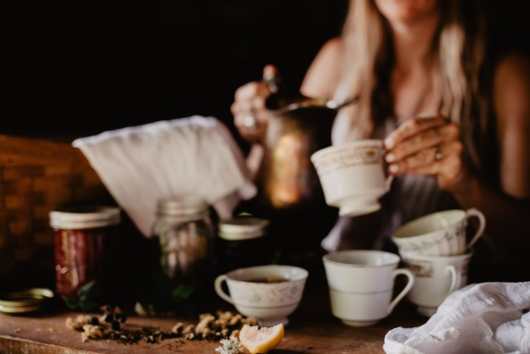 Seven Ways Herbal Teas Can Boost Your Immune System this Winter!